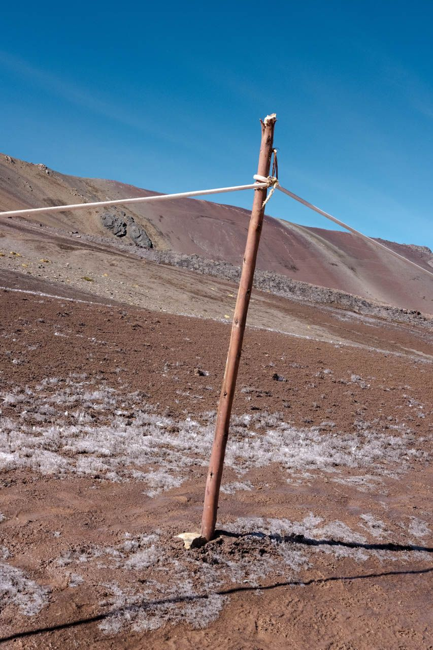 Rainbow Mountain Rope.
