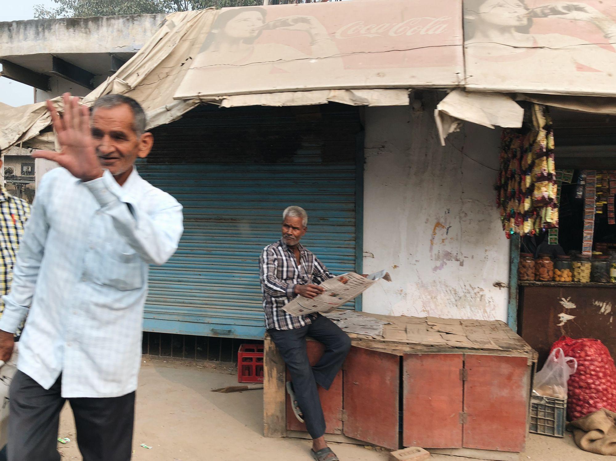 Delhi, India.